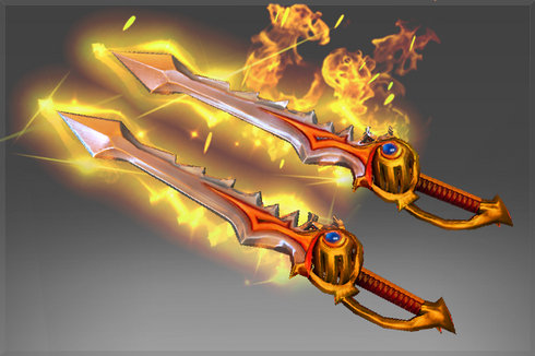 Genuine Rapiers of the Burning God Price