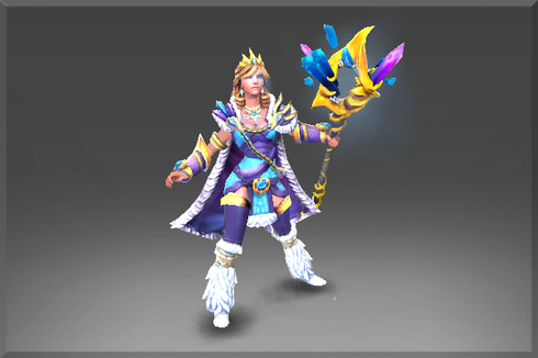 Regalia of the Crystalline Queen Set Price
