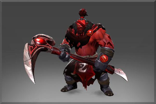 Buy & Sell Red Mist Reaper Set