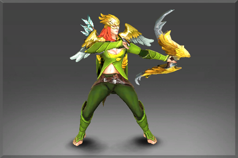 Buy & Sell Wings of the Gilded Falcon Set
