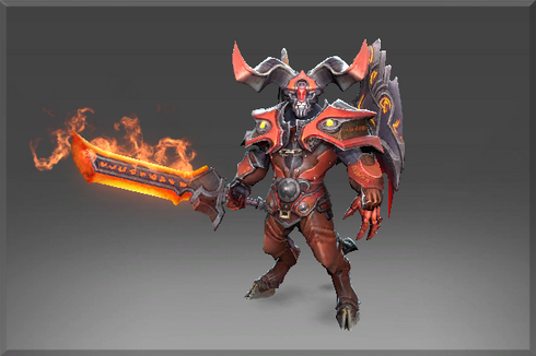 Buy & Sell The Apocalyptic Fire Set