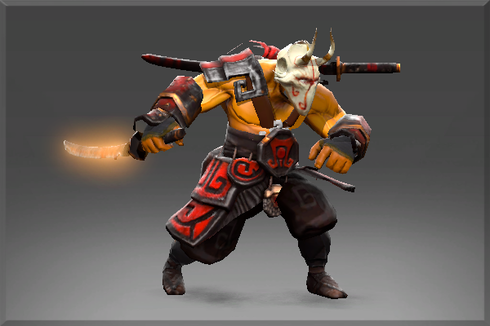 Buy & Sell The Exiled Ronin Set