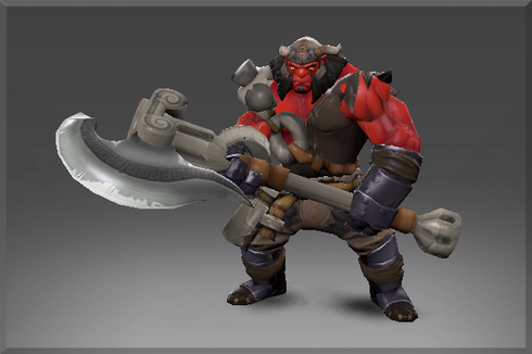 The Defiant Axe Set Price