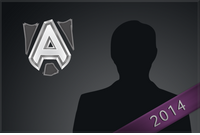 2014 Player Card: Akke
