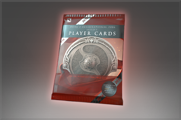 2016 Player Card Pack Prices