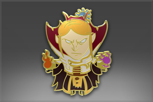 Genuine Pin: Invoker  Prices