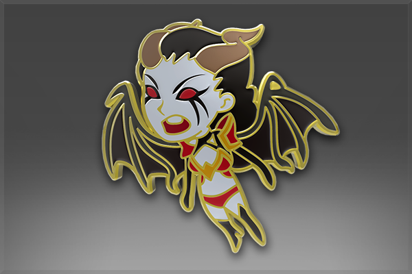 Genuine Pin: Queen of Pain Prices