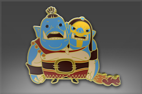 Genuine Pin: Ogre Magi Prices