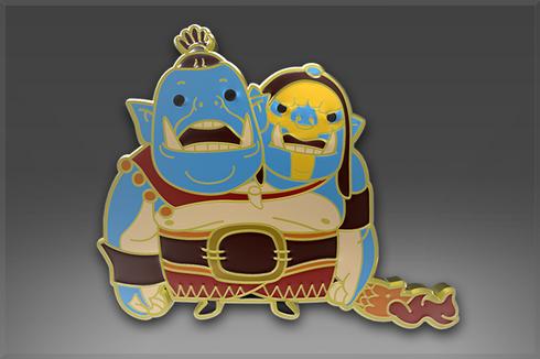 Genuine Pin: Ogre Magi Prices