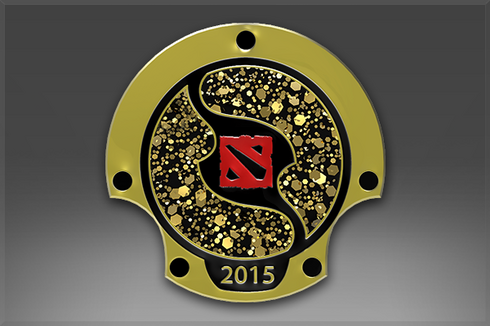 Genuine Pin: The International 2015 Attendee Prices