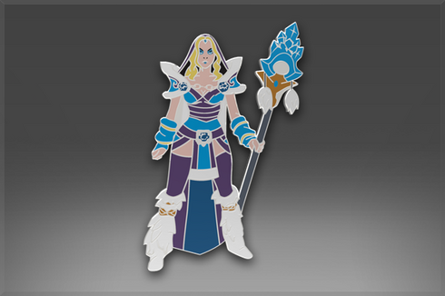 Buy & Sell Genuine Classic Pin: Crystal Maiden