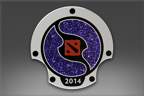 Genuine Pin: The International 2014 Attendee Prices
