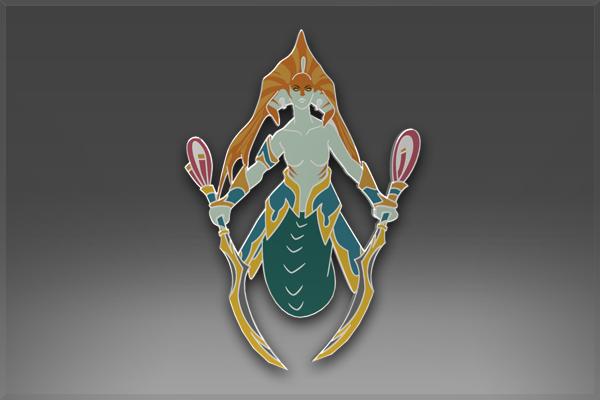 Buy & Sell Genuine Pin: Naga Siren