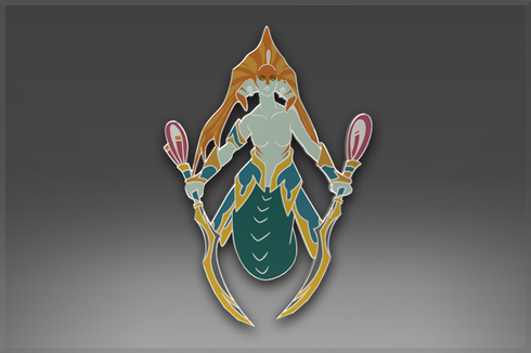 Buy & Sell Genuine Pin: Naga Siren