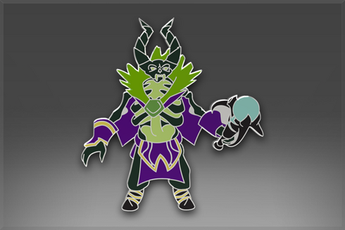 Buy & Sell Genuine Pin: Pugna