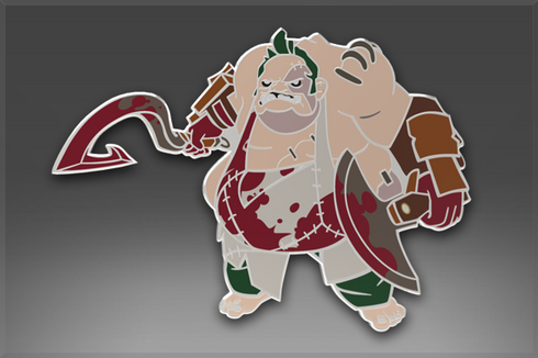Buy & Sell Genuine Pin: Pudge