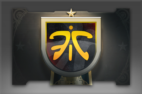 Buy & Sell Team Pennant: Fnatic