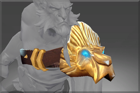 Cursed Shoulder of the Golden Mane Price