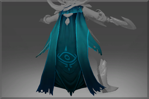 Buy & Sell Frozen Cloak of the Dark Wraith