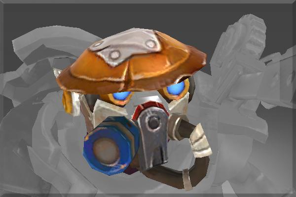 Buy & Sell Warcog Metal Mask
