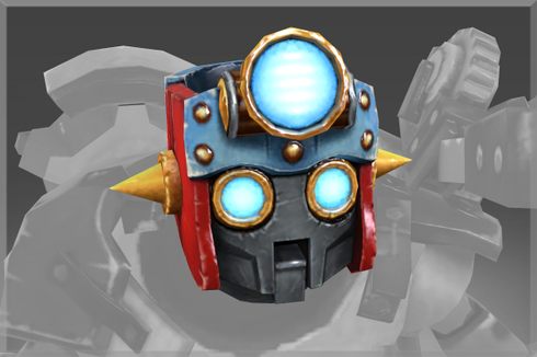 Searchlight Helm of the Mechanised Pilgrim Price