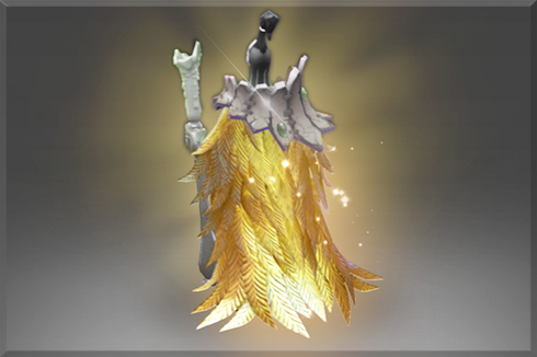 Buy & Sell Golden Ornithomancer Mantle