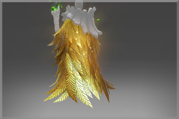 Golden Ornithomancer Mantle of the Benefactor Prices