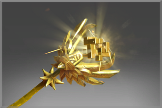Genuine Golden Staff of Perplex Price - Buy & Sell