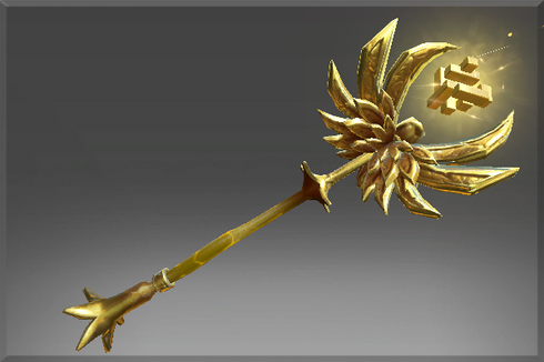 Autographed Golden Staff of Perplex Prices