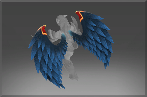 Inscribed Wings of the Dark Angel Prices