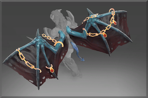 Buy & Sell Inscribed Chained Wings