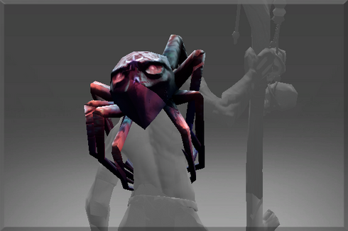 Buy & Sell Spider Shoulders of Purple Nightmare