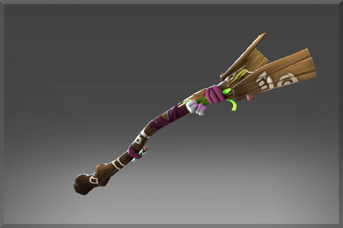 Buy & Sell Corrupted Shambling Trickster Staff