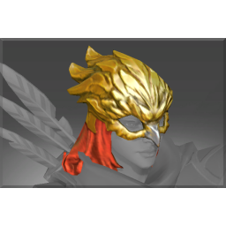 Gilded Falcon Helm image