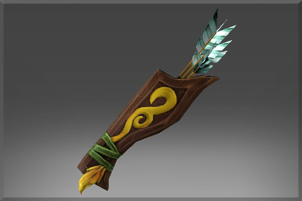 Buy & Sell Gilded Falcon Quiver