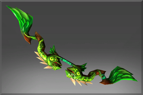 Buy & Sell Auspicious Iguana's Bow