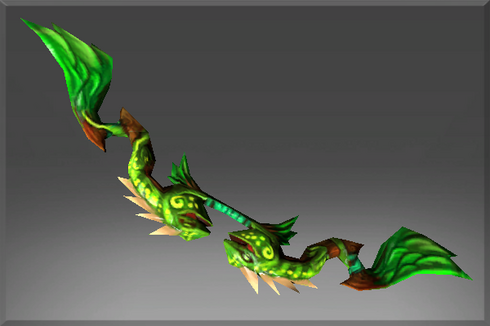 Auspicious Iguana's Bow Prices
