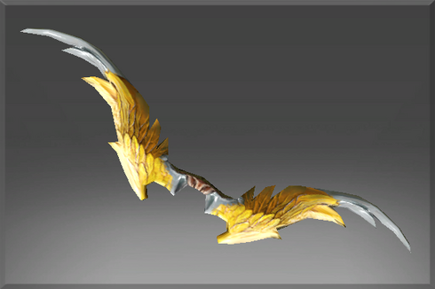 Inscribed Gilded Falcon Bow Prices