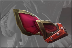 Bracers of the Wailing Inferno