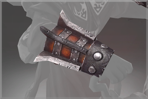 Autographed Bracers of the Infernal Maw Prices