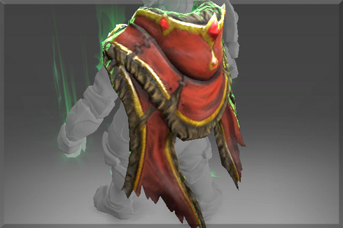 Auspicious Regalia of the Wraith Lord Cape Prices