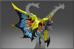 Acidic Wings of the Hydra