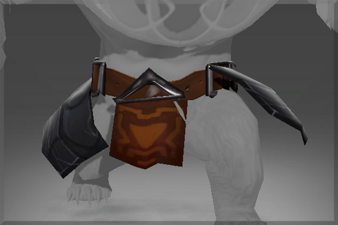 Heroic Iron Bear's Belt Price