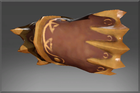 Heroic Bracer of a Savage Age Price