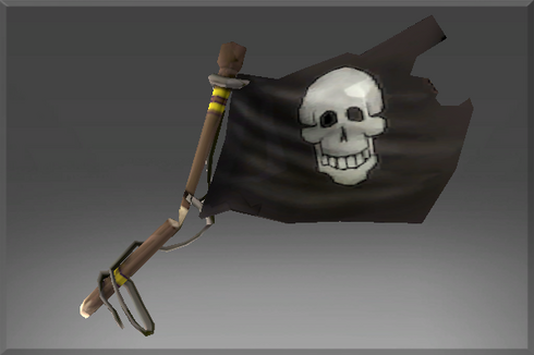 Buy & Sell Pirate Slayer's Black Flag