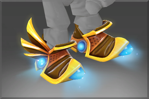 Inscribed Mecha Boots of Travel Mk III Prices