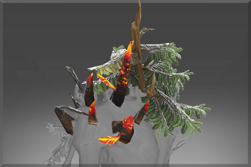 Buy & Sell Emberbark Shoulders