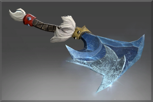 Buy & Sell Inscribed Frost Touched Cleaver