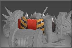 Lumberclaw Reactive Armor