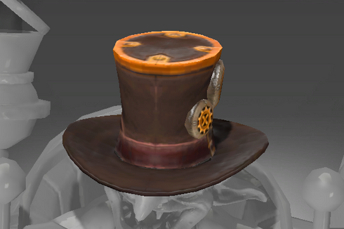 Buy & Sell Autographed Top Hat of the Steam Chopper